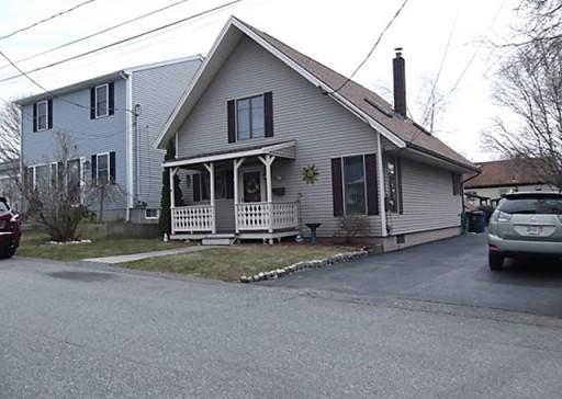 433 Ludlow St, Fall River MA